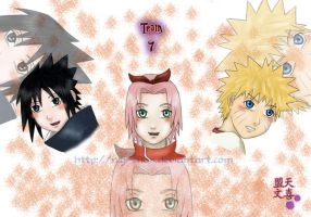 Team 7 by Regi-chan