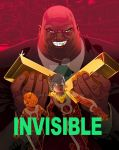 Invisible Cover by CarlPearce