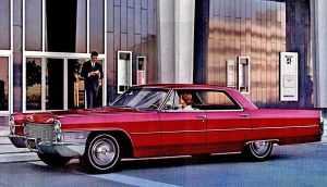 After the age of chrome and fins : 1965 Cadillac by Peterhoff3