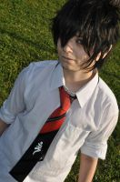 Ao no Exorcist: Rin Okumura by foreverxxalways