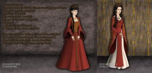 Matilda of Scotland, Queen of England 1100-1118 by TFfan234