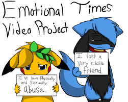 Emotional Times Video Project-READ DESCRIPTION by Alora-Of-Hearts