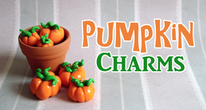 Pumpkin Charms by Leviana