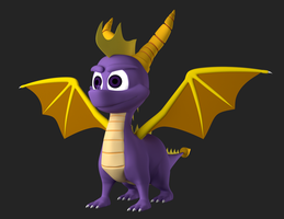 Spyro Preview (On Hold) by Moco13