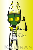 New oc- Cise by Keeiran