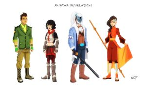 Avatar: Revelations by micQuestion
