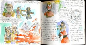 Chronicles of Jade Empire (XXXVI) by crisurdiales