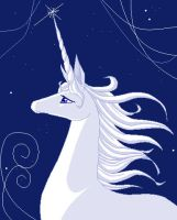 Last unicorn by YogurtYard