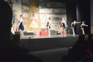The Dance Company Christmas Show, Joy and Dance 2 by Miss-Tbones