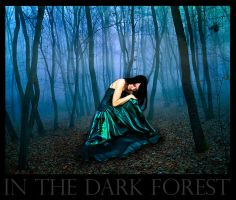 In the dark forest by Gabby-Art