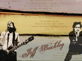 Jeff Buckley by euphoria89