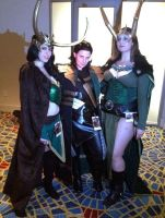 Loki Harem by avi17