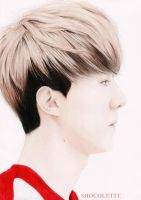 Mama Era Sehun by shocolette