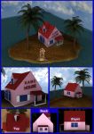 Kame House by Pici666