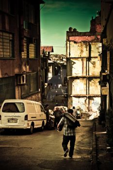 All in day's work, Balat by jsterreye