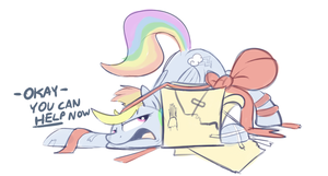YOU CAN HELP NOW by Littleivy25