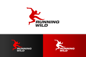 running wild logo v.1 by artworkbean