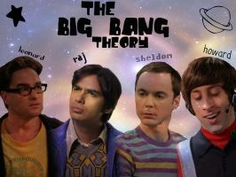 Big Bang Boys by SouthernImagineer