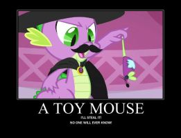 A Toy Mouse by fpgilmore