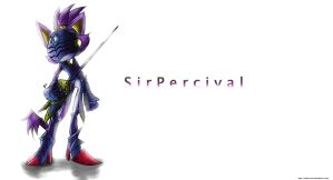Sir Percival .:Wallpaper:. by Omiza