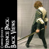 Prince Pack:  Back Views by Cobweb-stock