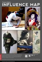 Influence Map by Fuyou-hime