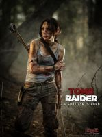 Tomb Raider Reborn Cosplay - Injury Sustained.. by bgzstudios