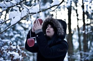 Snow White I by NanaPHOTOGRAPHY
