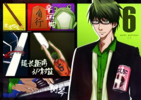 Midorima: Happy Birthday 2013 by 3ternal-Star