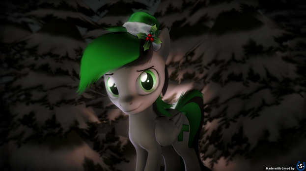 [Request] Christmas Avatar for Nighty by SammySapphire