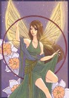 Elyme's Fairy by Tifaerith