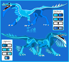 Ice: Character Sheet by Alexis101