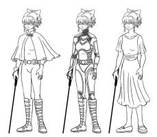 Sofie Outfit Concepts by Yamino
