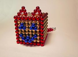 Buckyball Fox by Austron