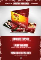 Christmas Mega Bundle by DOMDESIGN