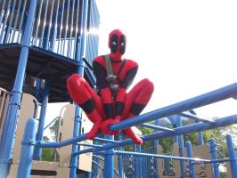 I'm Spiderman LOL by SpenceOlson