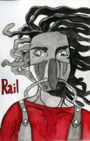 Rail- Storm Thief by Hatters-Workshop