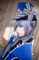 Blue Kiss by in-ciel