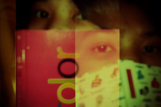 color and lomo notebook by silverlady89