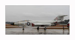 F-101F VooDoo in the Weather by OpticaLLightspeed