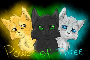 Power of Three by Jayfeather2013
