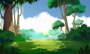 bg for practice by abstractamit