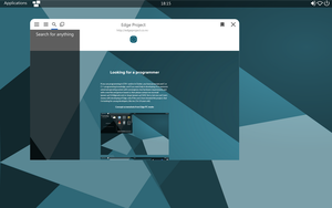 Edge browser concept screenshot 3 by powerup1163
