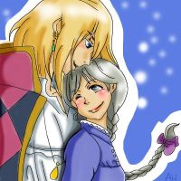 Howl's Moving Castle by asami-h