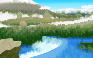 Another Landscape Test Thing by Co-Swagster