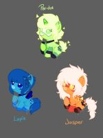 ++More Themed Ponies++ by Pomihei