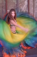 Belly Dance by erinightwind