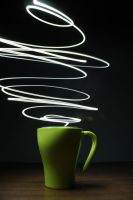 a cup of light by BnM42