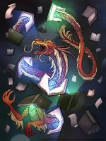 Open Books by TimareeZadel