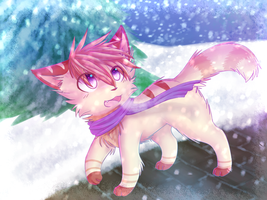 Snow isn't this enjoyable by Renapop